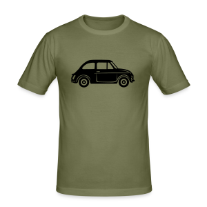 Oltimer 500 Shirt - Männer Slim Fit T-Shirt