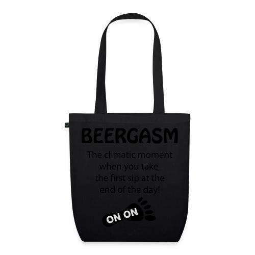 BEERGASM Beer Lover Beer Porn #HashHouseHarriers - EarthPositive Tote Bag