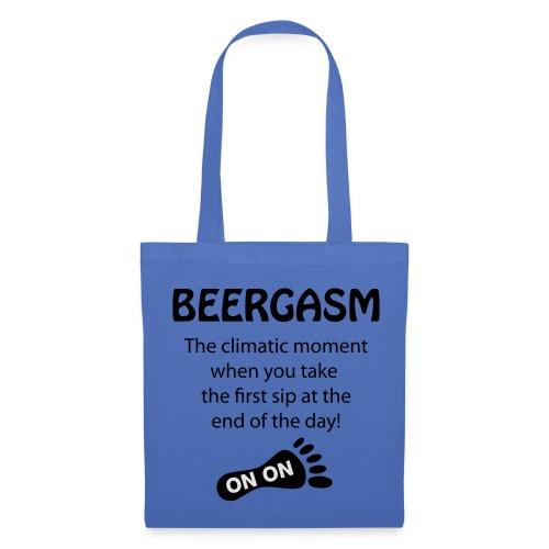 BEERGASM Beer Lover Beer Porn #HashHouseHarriers - Tote Bag