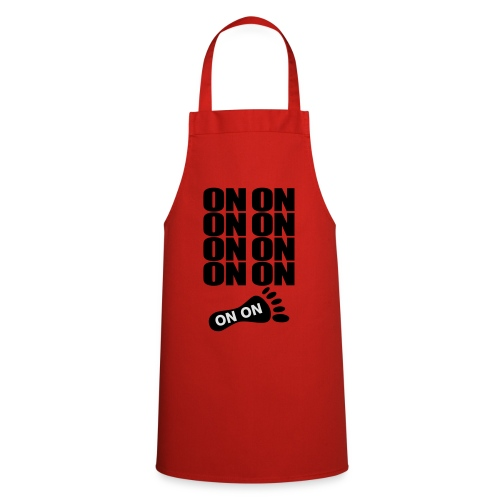 Hash House Harriers On On Hash Gear #HashHouseHarriers - Cooking Apron