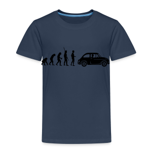 Evolution Oltimer 500 Shirt - Kinder Premium T-Shirt
