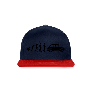 Evolution Oltimer 500 Shirt - Snapback Cap