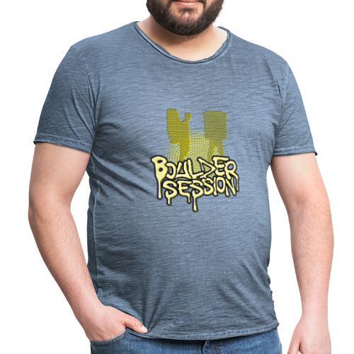 Boulder Session - Männer Vintage T-Shirt