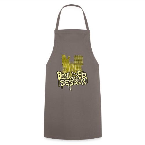 Boulder Session - Kochschürze