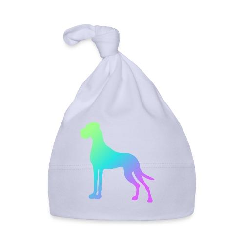 Grüne Dogge - Baby Mütze