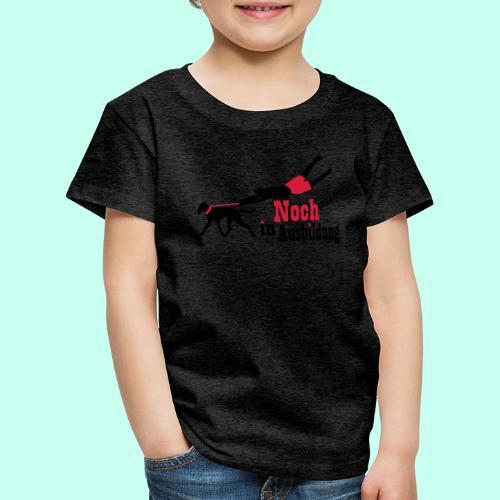 Lernender Hund - Kinder Premium T-Shirt