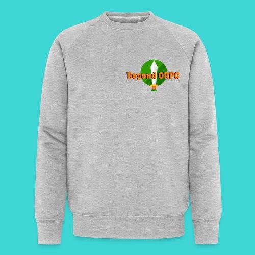 Beyond Logo Shirt - Men's Organic Sweatshirt by Stanley & Stella