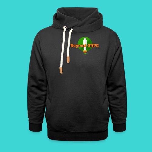 Beyond Logo Shirt - Shawl Collar Hoodie