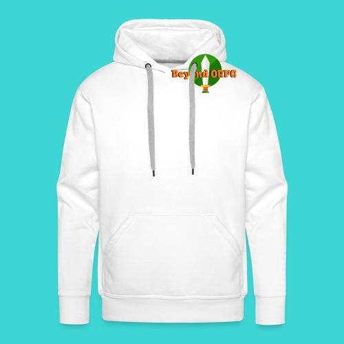 Beyond Logo Shirt - Men's Premium Hoodie