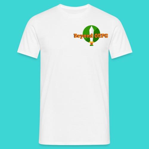 Beyond Logo Shirt - Men's T-Shirt