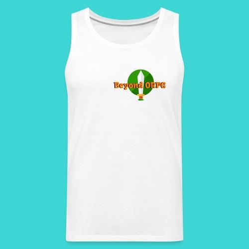 Beyond Logo Shirt - Men's Premium Tank Top