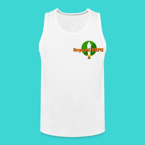 Beyond Logo Shirt - Men's Premium Tank Top