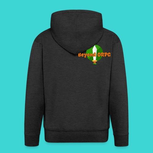 Beyond Logo Shirt - Men's Premium Hooded Jacket