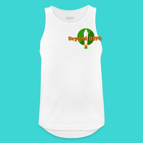 Beyond Logo Shirt - Men's Breathable Tank Top
