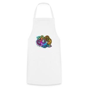 Colour Nature Mandala - Cooking Apron