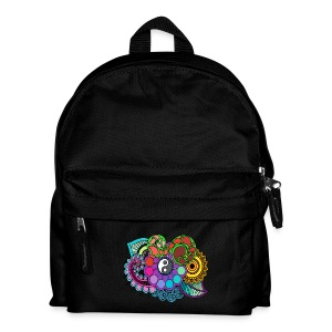 Colour Nature Mandala - Kids' Backpack
