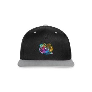 Colour Nature Mandala - Contrast Snapback Cap
