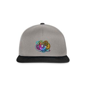 Colour Nature Mandala - Snapback Cap