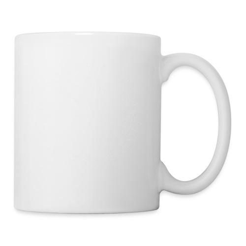 White Frankie Mandala - Mug