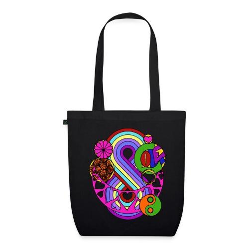 Colour Love Mandala - EarthPositive Tote Bag