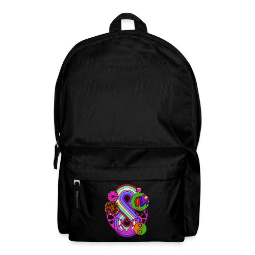 Colour Love Mandala - Backpack