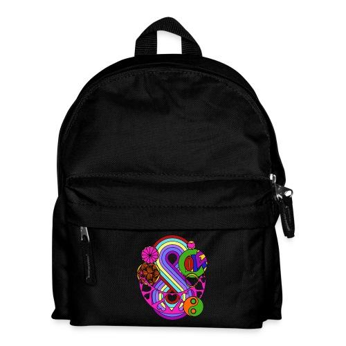 Colour Love Mandala - Kids' Backpack