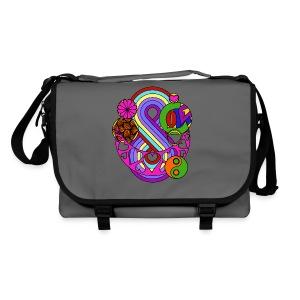 Colour Love Mandala - Shoulder Bag