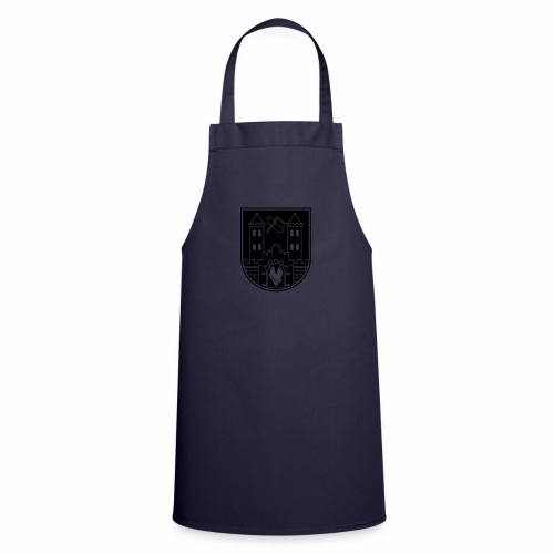 Suhl Wappen (weiß) - Cooking Apron