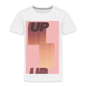 UP Fader - Kids' Premium T-Shirt
