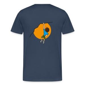 Freikletterer - Männer Premium T-Shirt