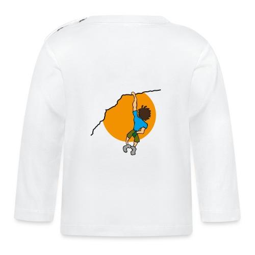 Freikletterer - Baby Langarmshirt