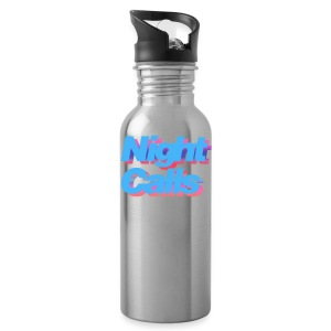UP Night Calls Tee - Water Bottle