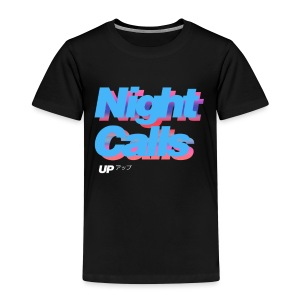 UP Night Calls  - Kids' Premium T-Shirt