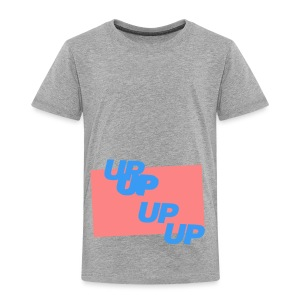 UP Repeat  - Kids' Premium T-Shirt
