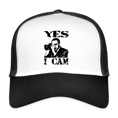 Yes I Cam, like Obama - Trucker Cap