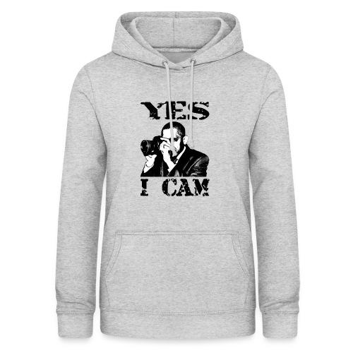 Yes I Cam, like Obama - Vrouwen hoodie