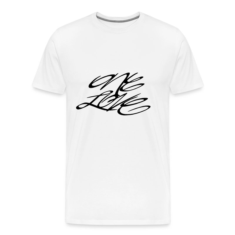 One Love - T-shirt Premium Homme