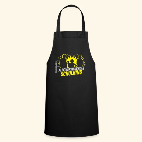 Alleinerziehendes Schulkind, Mädchen T-Shirts - Kochschürze