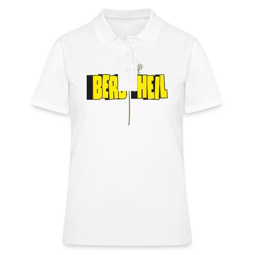 Berg Heil - Frauen Polo Shirt