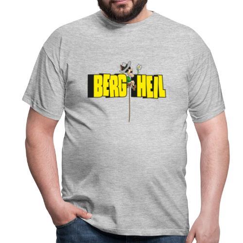 Berg Heil - Männer T-Shirt