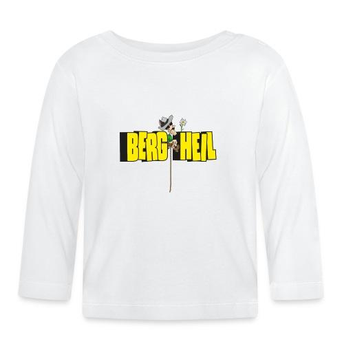 Berg Heil - Baby Langarmshirt