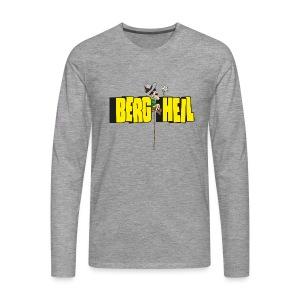 Berg Heil - Männer Premium Langarmshirt