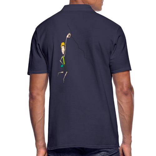 Solokletterer - Männer Poloshirt