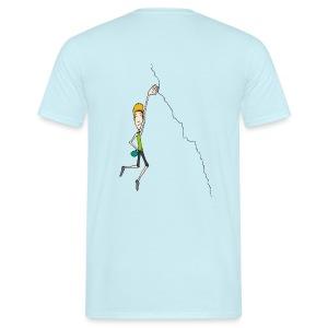 Solokletterer - Männer T-Shirt