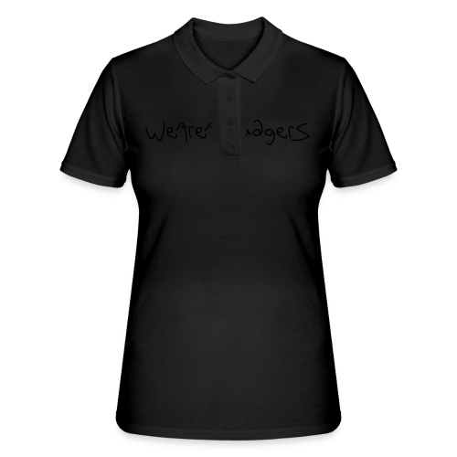We Are All Badgers - Women's Polo Shirt