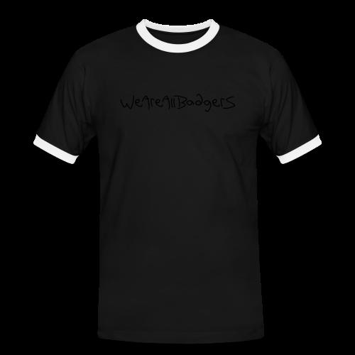 We Are All Badgers - Men's Ringer Shirt