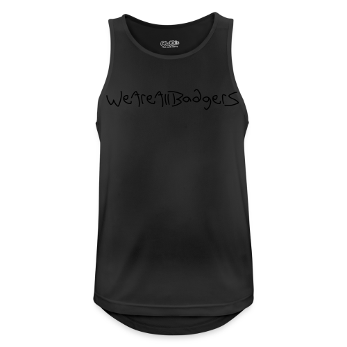 We Are All Badgers - Men's Breathable Tank Top