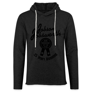 Jobson Jobsworth - Jobseeker of the Year - 25 Years Running - Light Unisex Sweatshirt Hoodie