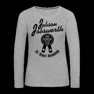 Jobson Jobsworth - Jobseeker of the Year