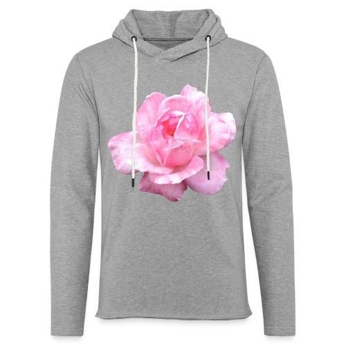 Rose-7 - Leichtes Kapuzensweatshirt Unisex